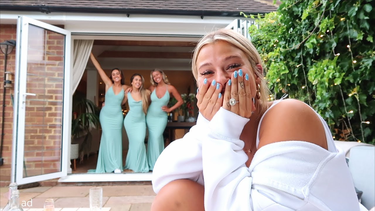 bridesmaids dress fittings, autumn shopping & my tanning routine! VLOG