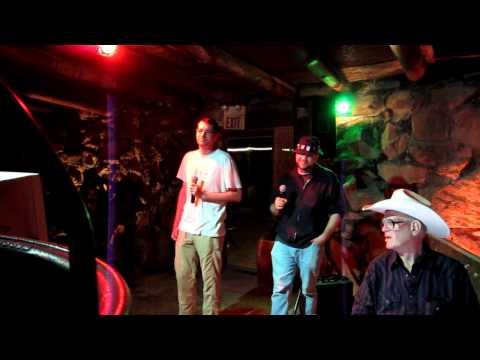 Karaoke Duet at La Kiva 11202012 MVI 4483