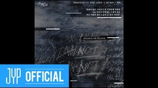 "stray kids ""i am not"" inst. lyric card 1 ""not!"""