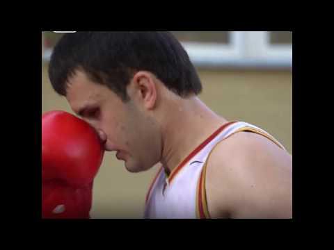 Как таджикский боксер готовится к чемпионату мира