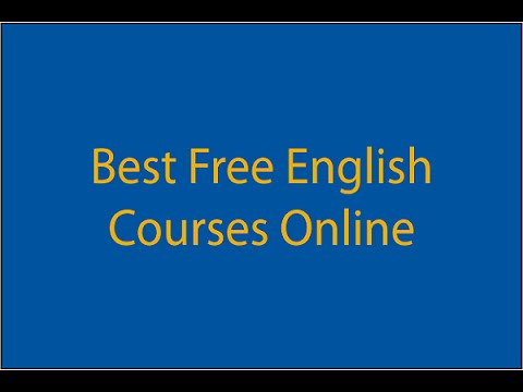 English Courses Online Free - Business English Course - Lesson 1 - Essential Job Vocabulary