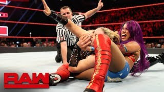 Eight-Woman Gauntlet Match for a Raw Women's Championship Opportunity: Raw, Dec. 17, 2018