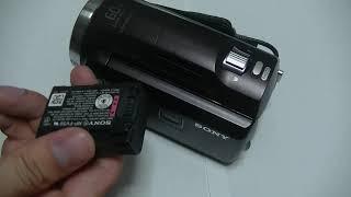 ついに世界のSONYのビデオカメラを購入いたしました。