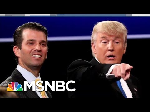 Donald Trump Claims No One Calls The FBI- Meet The Man Who Did | The Beat With Ari Melber | MSNBC