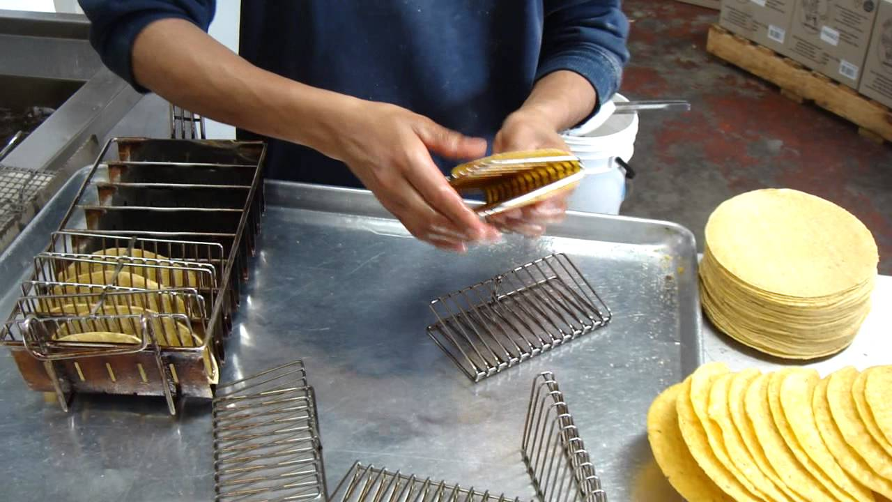 taco maker machine