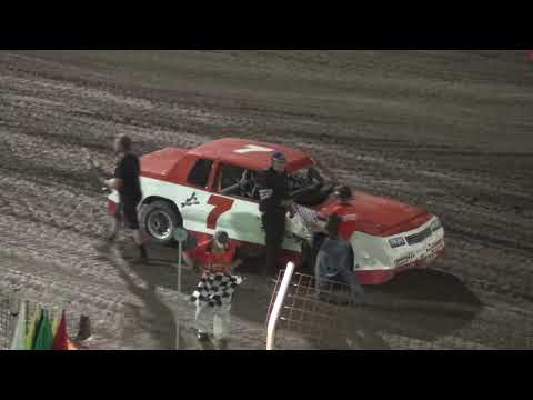 Lakeside Speedway Opening Night A&B&E Mods Pure&Stock Cars Lites A Mains