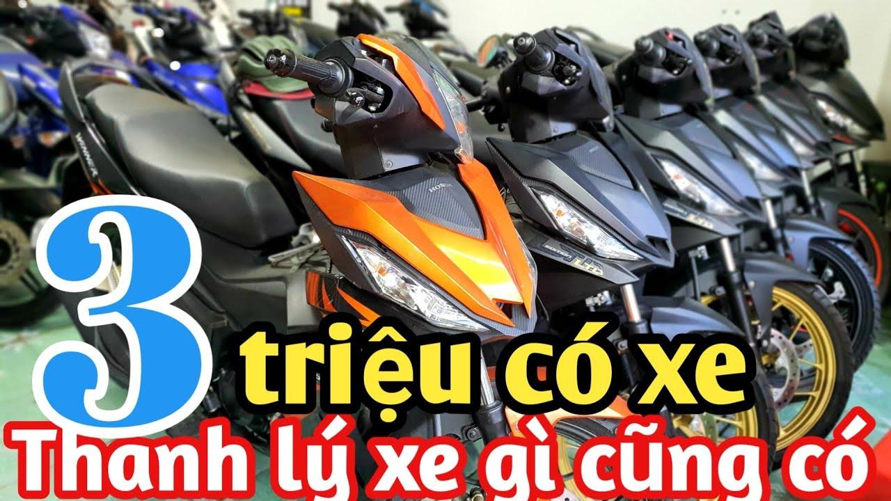 Xmgr - Trực Tiếp Thanh Lý Exciter,vison,winner,mxking 3trieu