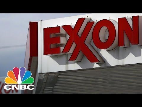 SEC Investigating Exxon Mobil | Closing Bell | CNBC