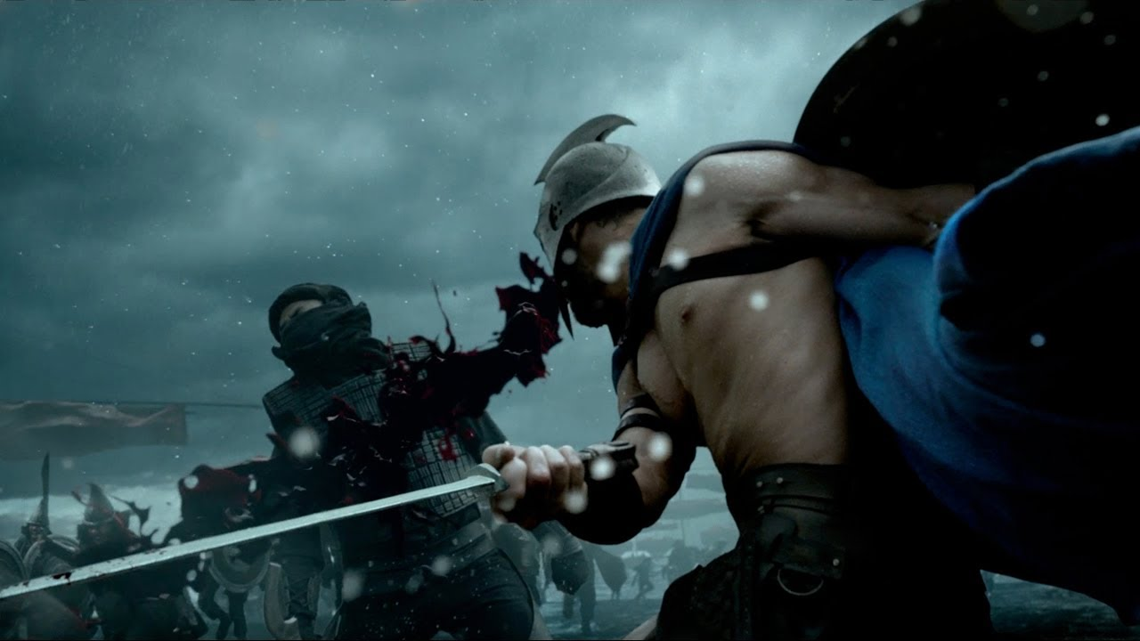 300: Rise of an Empire - Official Trailer 2 [HD] - YouTube