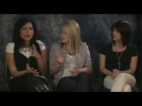 Barlow Girl Interview Pt. 1