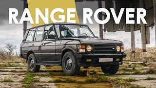 Жизнь с Range Rover Classic