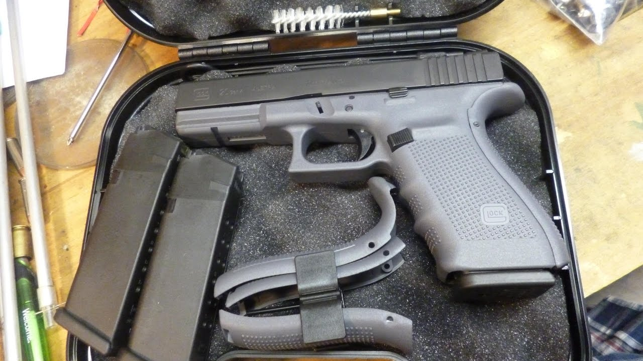I Got a New Gun! Going Big Bore with the Glock 20 4th Gen 10mm