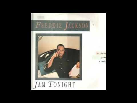 Freddie Jackson -  Jam To Night
