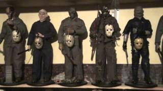 jason voorhees sideshow friday the 13 1:6 12 inch figure figurine collection