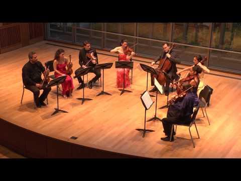 Shostakovich 2 Pieces For String Octet Ii Scherzo border=