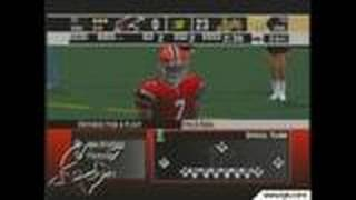 Madden NFL 2004 PC Games Gameplay - Vick Gets Licked