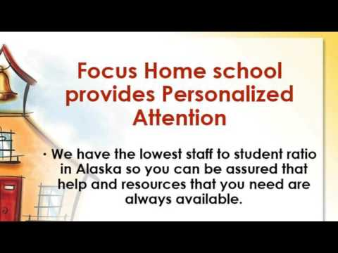 Anchorage Homeschool | Focus Homeschool | 907-522-7400