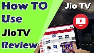 JioTV – News, Movies, Entertainment, LIVE TV | How To Use Jio TV App | Jio TV App Kaise Use Kare screenshot 1