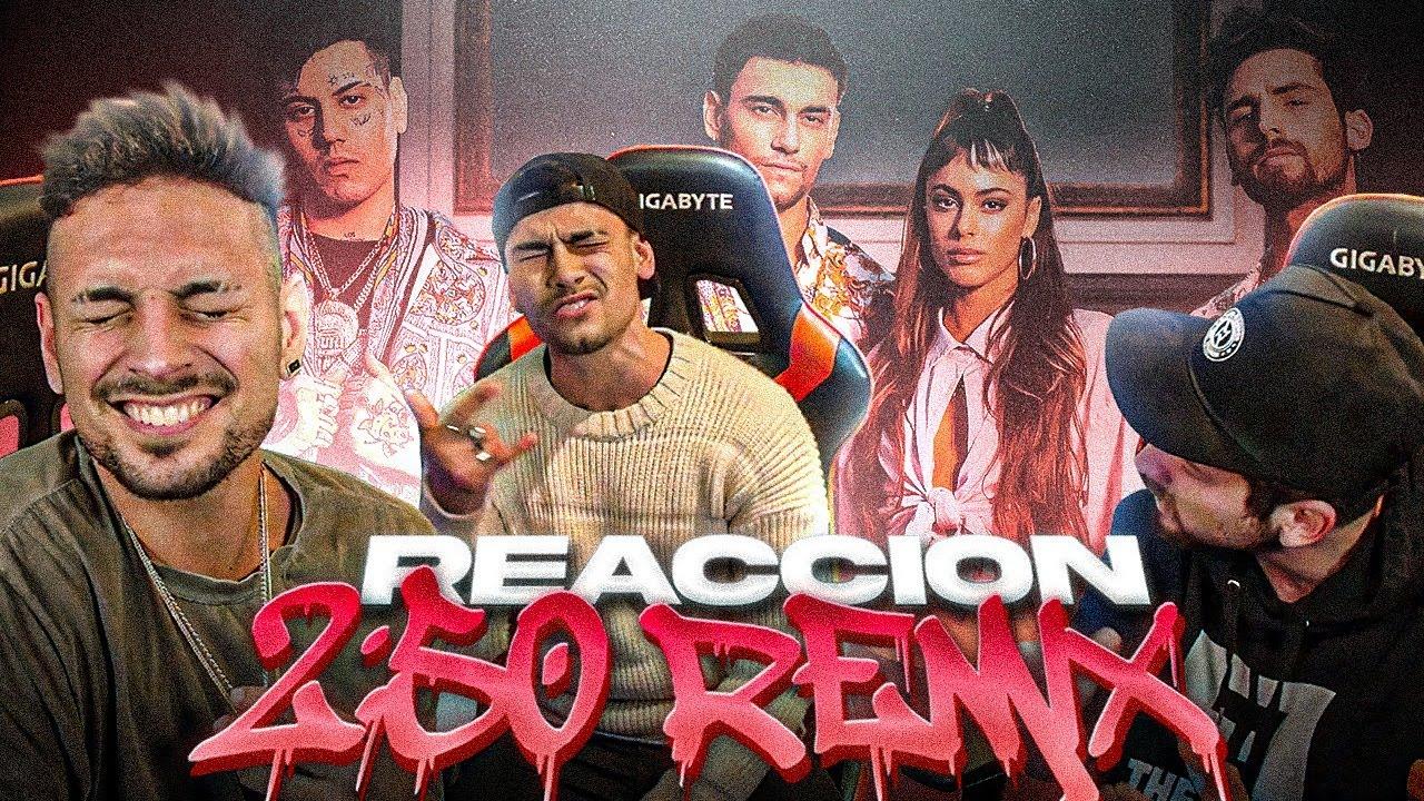 Download REACCIONANDO y ANALIZANDO @MYA , @TINI & @Duki - 2:50 Remix 🔥