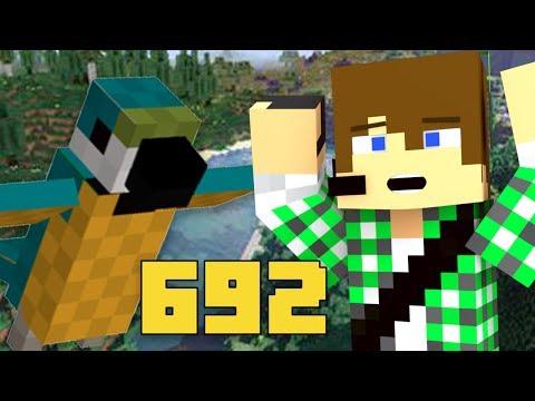 Minecraft ITA - #692 - Gabry il pappagallo aggiornamento minecraft