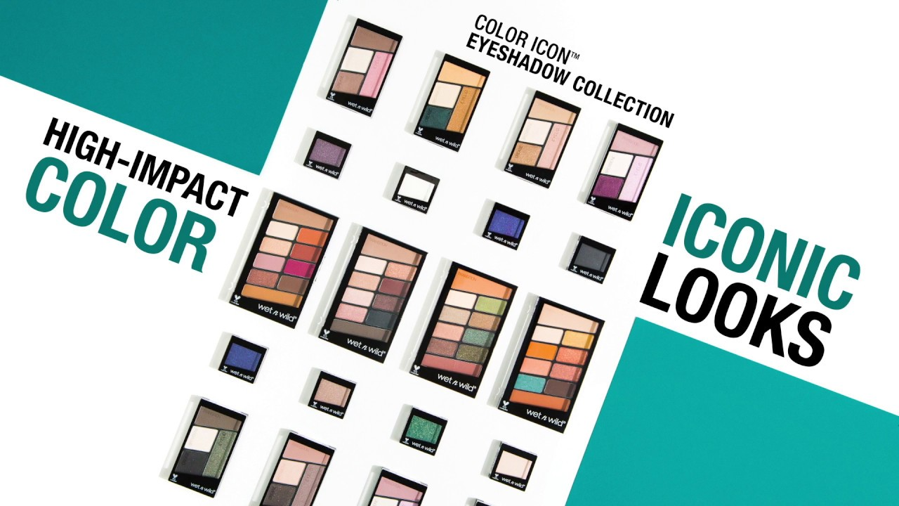 wet n wild Color Icon Eyeshadow Palette | Cruelty Free