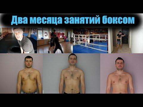 Два месяца занятий боксом ИТОГ 🥊 В БОКС ПОСЛЕ 30 лет