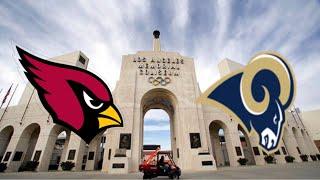 Rams vs Cardinals week 2