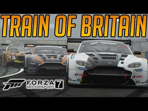 Forza 7 The Battle of Britain.... In France
