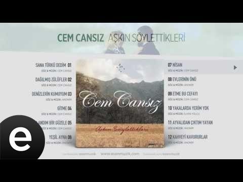 Nisan (Cem Cansız) Official Audio #nisan #cemcansız