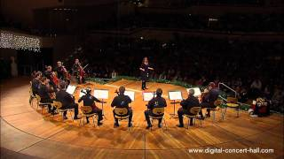 Sarah Willis & the 12 Cellists of the Berliner Philharmoniker - Mas Que Nada