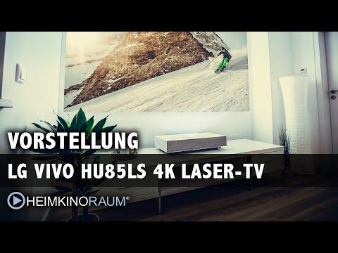 Vorstellung: LG Vivo HU85LS 4K Laser TV