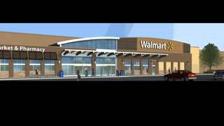 Walmart Cottage Grove Groundbreaking Event