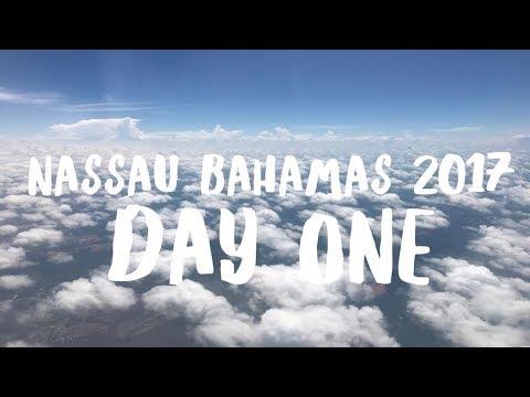 Vacation Vlog | Nassau, Bahamas: Day One