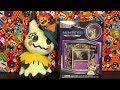 Pokemon Halloween Mimikyu Plush & Mimikyu TCG Pin Collection Box Opening & Review