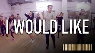 I WOULD LIKE - Zara Larsson Dance ROUTINE Video | Brendon Hansford Choreography