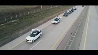 Test Drive новых Range Rover в Караганде от 1show.kz