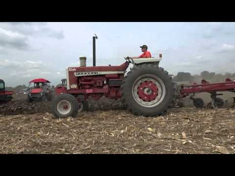 Half Century of Progress 2015 - Day 1 Plowing Demonstrations