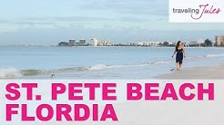 ST. PETE BEACH, FL: Winter Beach Escape to Hotel Zamora