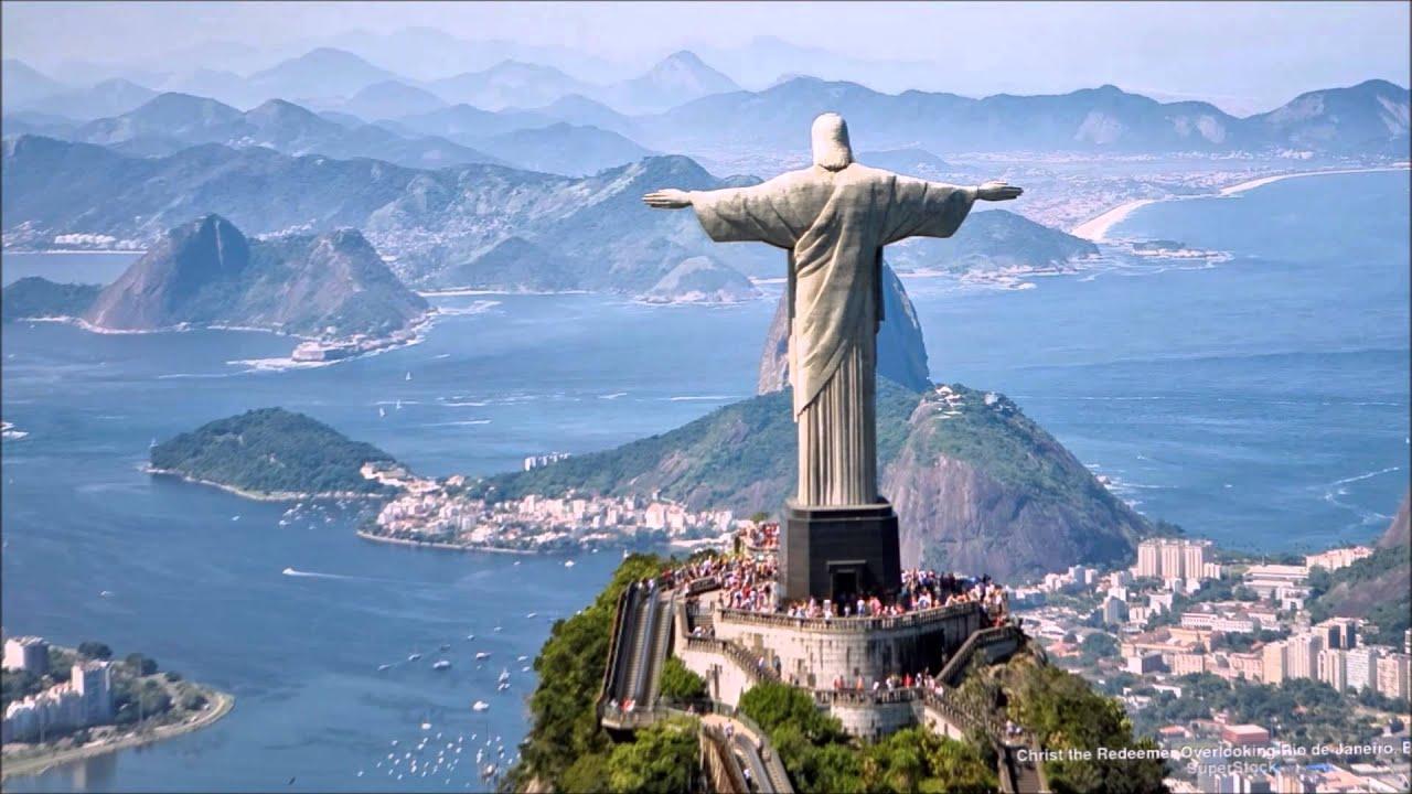 Christ Redeemer Rio de Janeiro, Brazil - YouTube