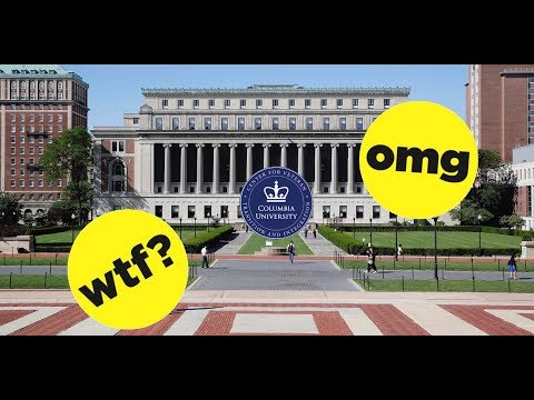 MY WEEK AT COLUMBIA UNIVERSITY // KICKED OUT? // Episode 1