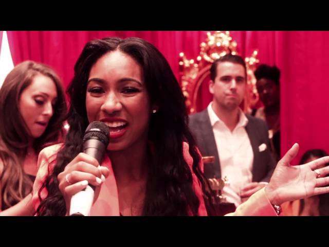 GirlGroup ALFEE Performs ' Red lipstick' live at Celeb Boutique Westfield Stratford Press Opening Travel Video