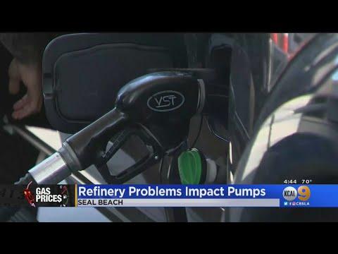 Southern California Gas Prices Soar Past $4 Per Gallon