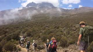 Duma Safaris Kilimanjaro Trek - 2019