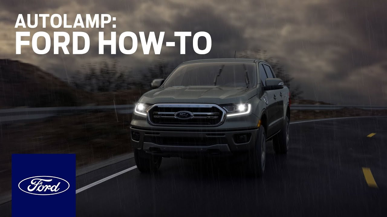 Ford Autolamp | Ford How-To | Ford
