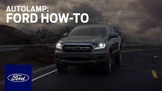 homepage tile video photo for Ford Autolamp   Ford How-To   Ford