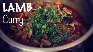 Cook With Me | Lamb Curry