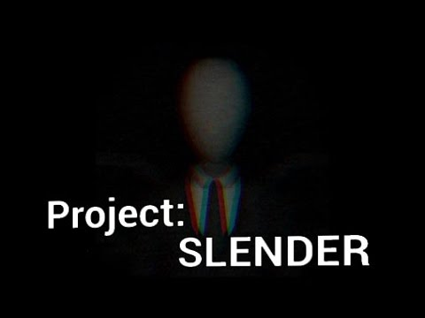 Lets Play ....Project Slender Android Horror Game.......Scariest game ever!!!