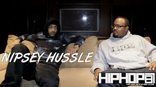 "Nipsey Hussle Talks ""Victory Lap"" Album in 2014, His Ideal Deal, Top Indie Labels & more (Part 3)"