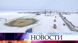 На Ямале начата разработка крупнейшего газового месторождения, запасов которого хватит на 100 лет.