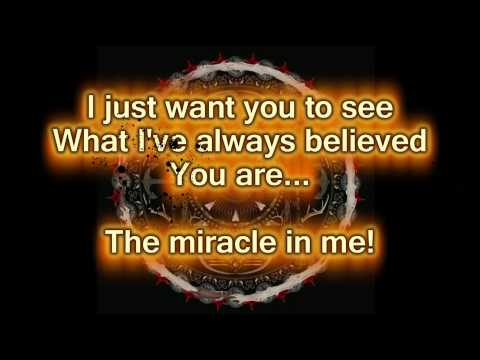 Shinedown - Miracle (Lyric Video) 1080p